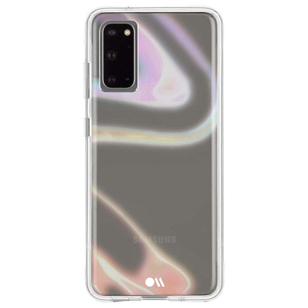 Shop Australia stock Casemate Tough Clear Case For Galaxy S20 (6.2-inch) - Soap Bubble with free shipping online. Shop Casemate collections with afterpay