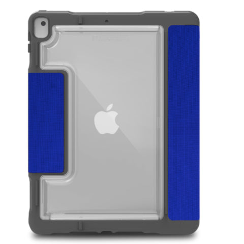 STM Dux Plus Duo Rugged Folio Case For iPad 10.2-inch (7th Gen) - Blue