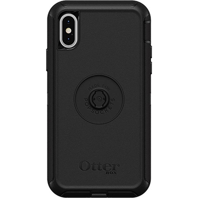 Shop Australia stock OTTERBOX OTTER + POP DEFENDER CASE FOR IPHONE X/XS - BLACK with free shipping online. Shop OtterBox collections with afterpay Australia Stock