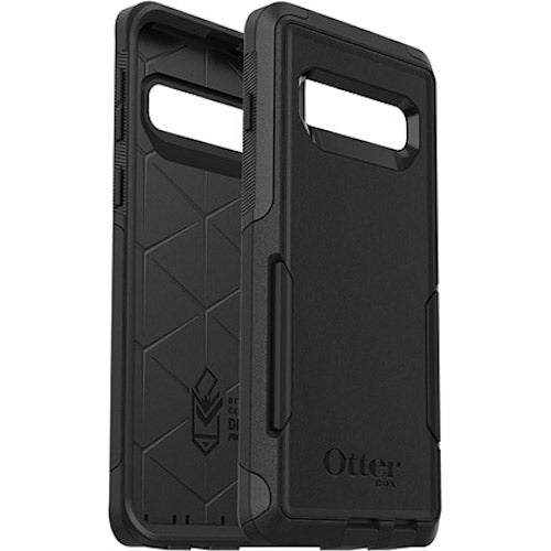 commuter case black color for new samsung galaxy s10 plus