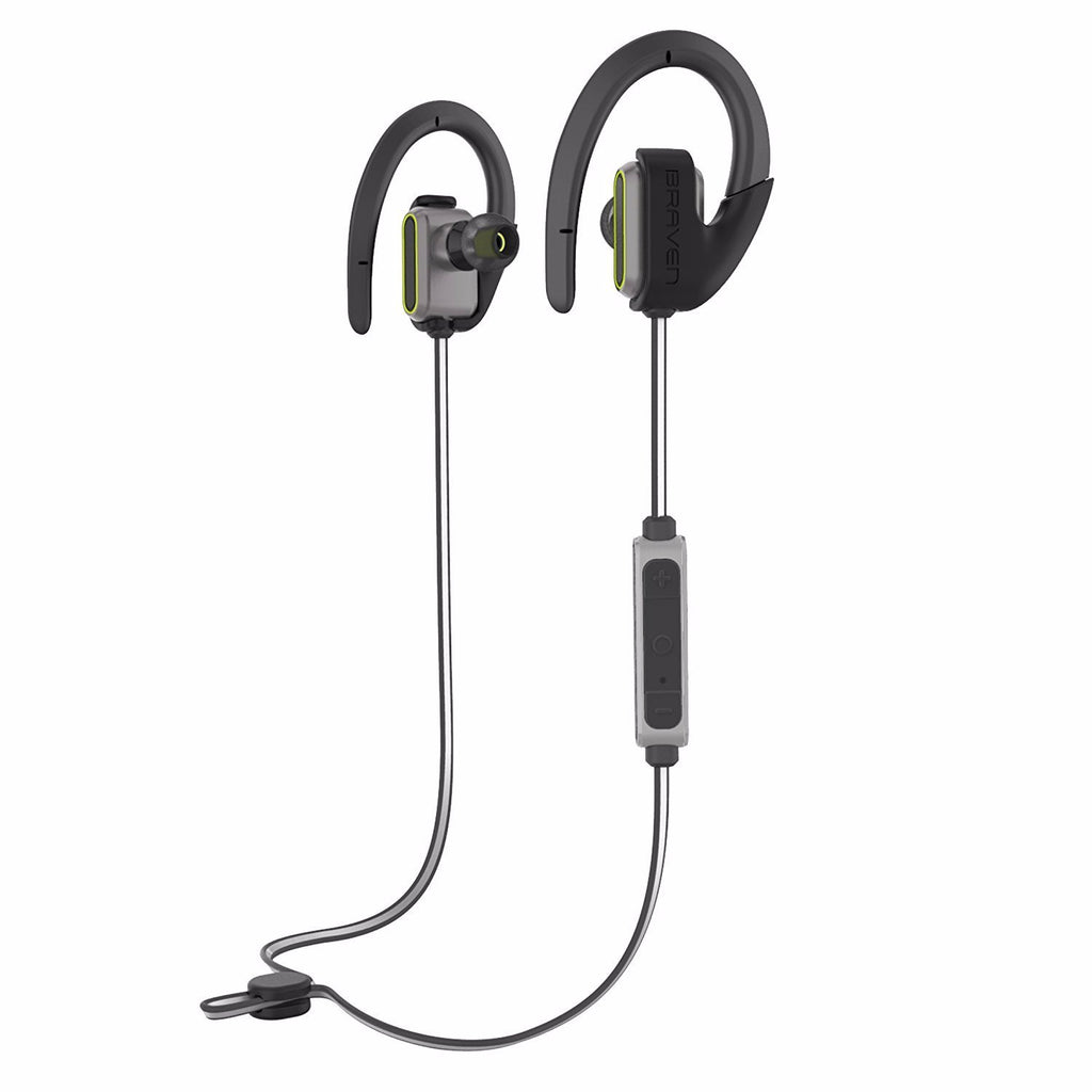 Shop Australia stock BRAVEN FLYE SPORT REFLECT WIRELESS WATER-RESISTANT EARBUDS - SILVER/GREEN with free shipping online. Shop BRAVEN collections with afterpay Australia Stock