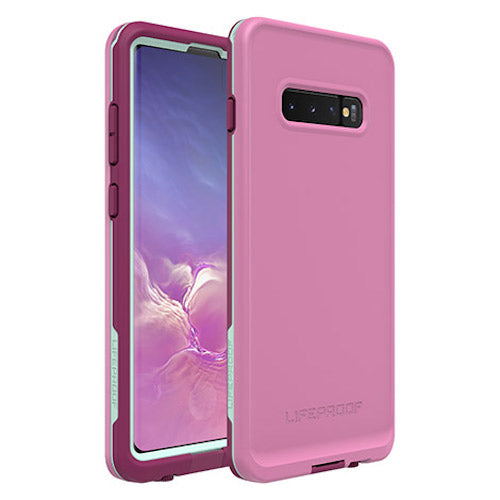 cheap for discount 4353a 242eb LIFEPROOF FRE WATERPROOF CASE FOR GALAXY S10 PLUS (6.4-INCH) - FROSTBITE