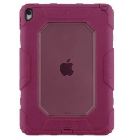 Place to buy SURVIVOR ALL-TERRAIN CASE FOR iPAD PRO 10.5 - JAZZBERRY PINK FROM GRIFFIN online in Australia free shipping & afterpay.