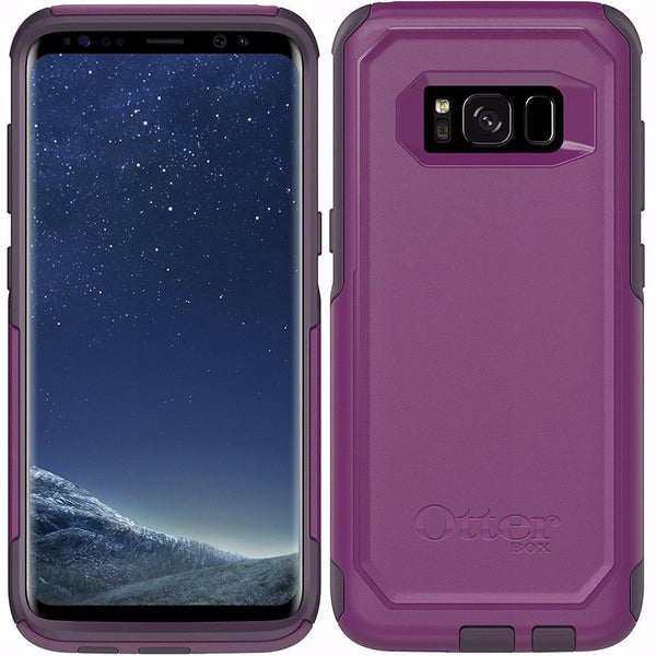 OTTERBOX COMMUTER DUAL LAYER CASE FOR GALAXY S8+ (6.2 inch) - PLUM