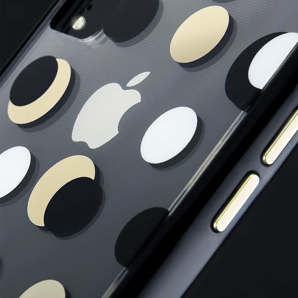 CASEMATE WALLPAPER STREET CASE FOR IPHONE XR - METALLIC DOTS Australia Stock