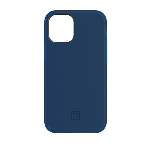 "Get the latest iPhone 12 Pro / 12 (6.1"") DualPro Dual Layer Case From INCIPIO - Dark Blue/Blue Online local Australia stock."