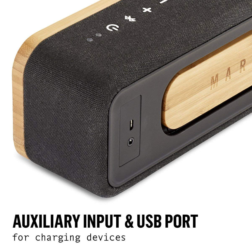 Shop Australia stock HOUSE OF MARLEY GET TOGETHER MINI BLUETOOTH PORTABLE SPEAKER - SIGNATURE BLACK with free shipping online. Shop House of Marley collections with afterpay Australia Stock