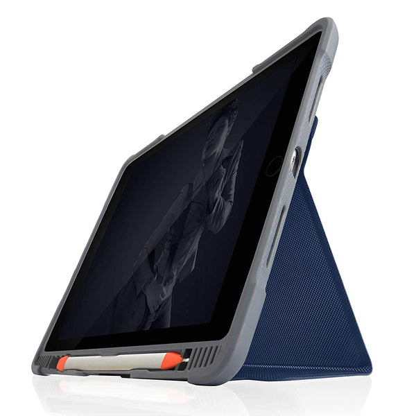 ipad air 3 gen 10.5-inch folio case from stm australia. shop online at syntricate australia with free shipping australia wide