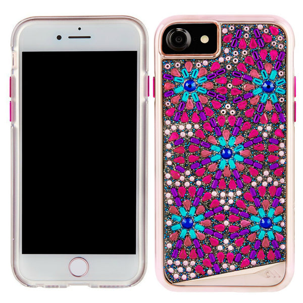 place to buy fancy and cute designer case from CASEMATE BRILLIANCE TOUGH GENUINE CRYSTAL CASE FOR iPHONE 8 /7 - BROOCH. Free shipping Australia wide.