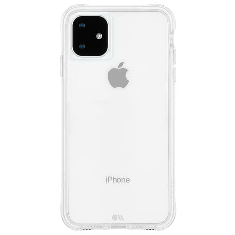 "Shop Australia stock CaseMate Tough Clear Case For iPhone 11 (6.1"")  - Clear with free shipping online. Shop Casemate collections with afterpay"