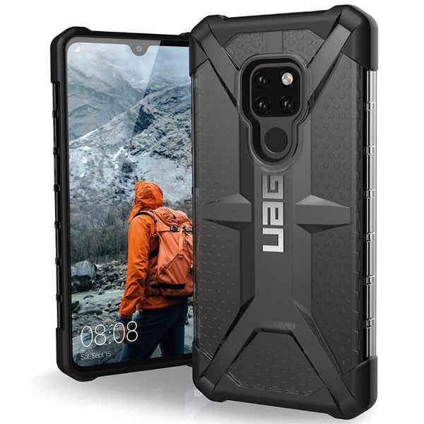huawei mate 20 case grey colour from uag australia