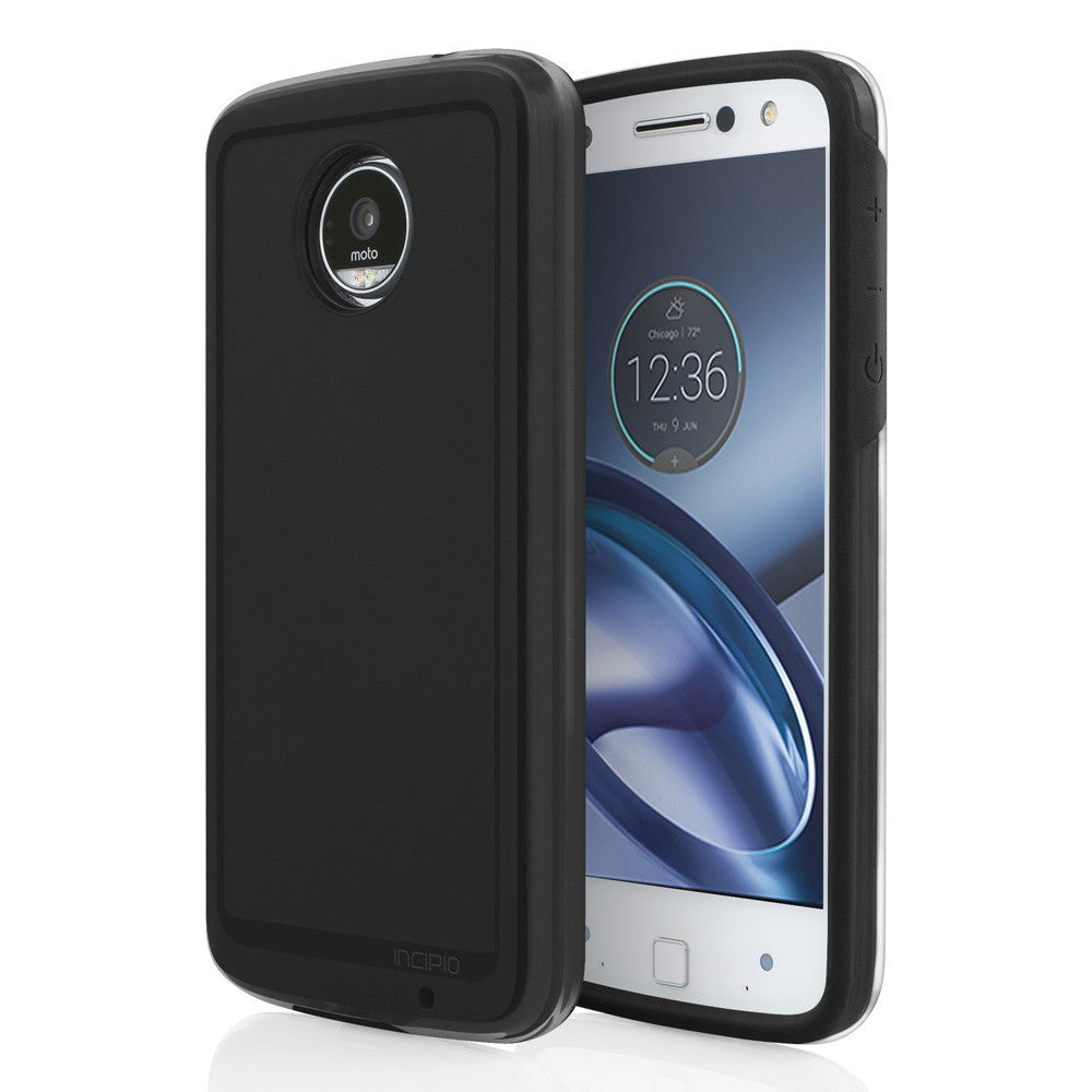 Shop Australia stock Incipio Performance Rugged Case for Moto Z Play - Black with free shipping online. Shop Incipio collections with afterpay Australia Stock