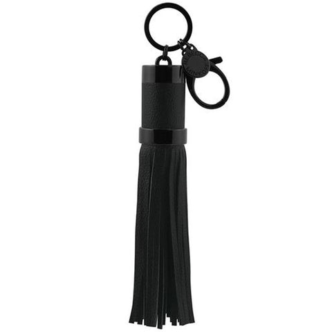 Shop Australia stock REBECCA MINKOFF POWER TASSEL KEYCHAIN LIGHTNING CABLE 900mAH - BLACK with free shipping online. Shop Rebecca Minkoff collections with afterpay