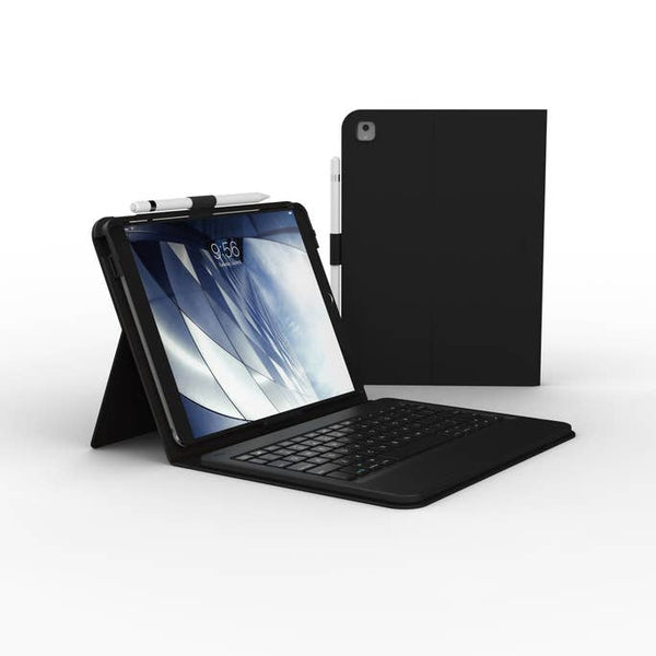 Shop Australia stock ZAGG Messenger Backlit Keyboard Folio Case For iPad 10.2 inch (7th Gen) - Black with free shipping online. Shop Zagg collections with afterpay