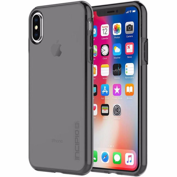 The one and only authorized distributor to shop and buy genuine Incipio Dualpro Pure Clear Dual-Layer Protection Case For Iphone X/XS - Smoke, Free express shipping Australia wide on trusted online store Syntricate.