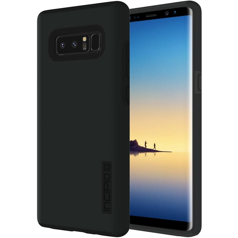 best price and deals place to purchase and buy Incipio Dualpro Dual-Layer Slim Protective Case For Galaxy Note 8 - Black. Free express shipping Australia wide from authorized distributor Syntricate. Australia Stock