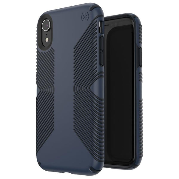 Dark Blue case for iPhone XR from speck presidio grip $49.95 free shipping