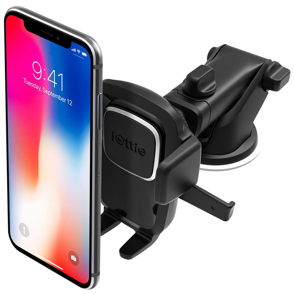 Iottie Easy One Touch 4 Dash & Windshield Car Mount For Smartphones ...
