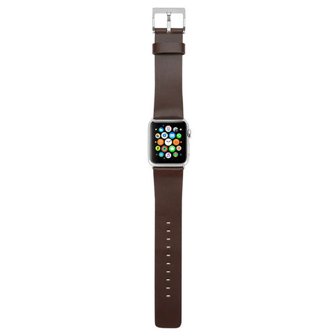 buy genuine incase genuine leather band for apple watch 42mm syntricate australia