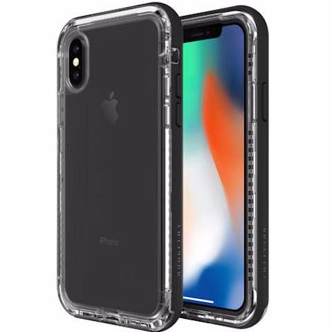 Genuine and original from trusted online seller for Lifeproof Next Series Rugged Case For Iphone X - Clear/Black. Official store Syntricate offer free express shipping Australia wide.
