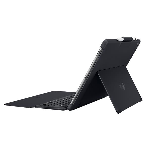 Shop Australia stock LOGITECH SLIM COMBO CASE WITH DETACHABLE BACKLIT KEYBOARD AND SMART CONNECTOR FOR iPAD PRO 12.9 - BLACK with free shipping online. Shop Logitech collections with afterpay Australia Stock