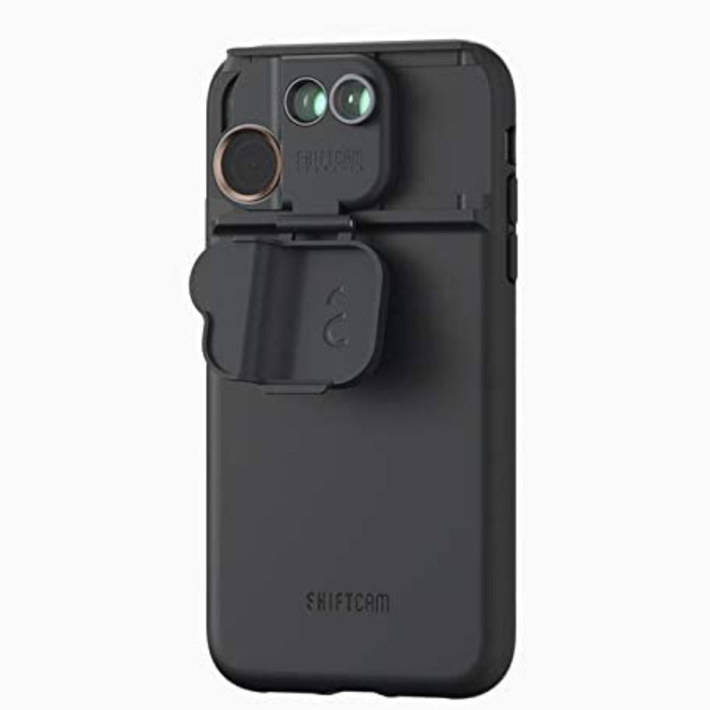 Get the latest iPhone 11 (6.1) 3-in-1 MultiLens Case From SHIFTCAM - Black authentic accessories with afterpay & Free express shipping. Australia Stock