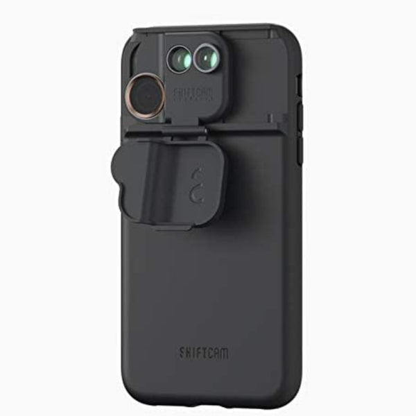 Get the latest iPhone 11 (6.1) 3-in-1 MultiLens Case From SHIFTCAM - Black authentic accessories with afterpay & Free express shipping.
