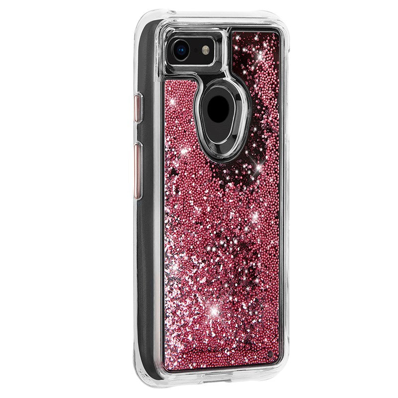 CASEMATE WATERFALL TOUGH CASE FOR GOOGLE PIXEL 3 - ROSE GOLD Australia Stock