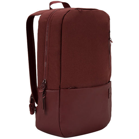 buy incase compass backpack bag for macbook upto 15 inch deep red color australia