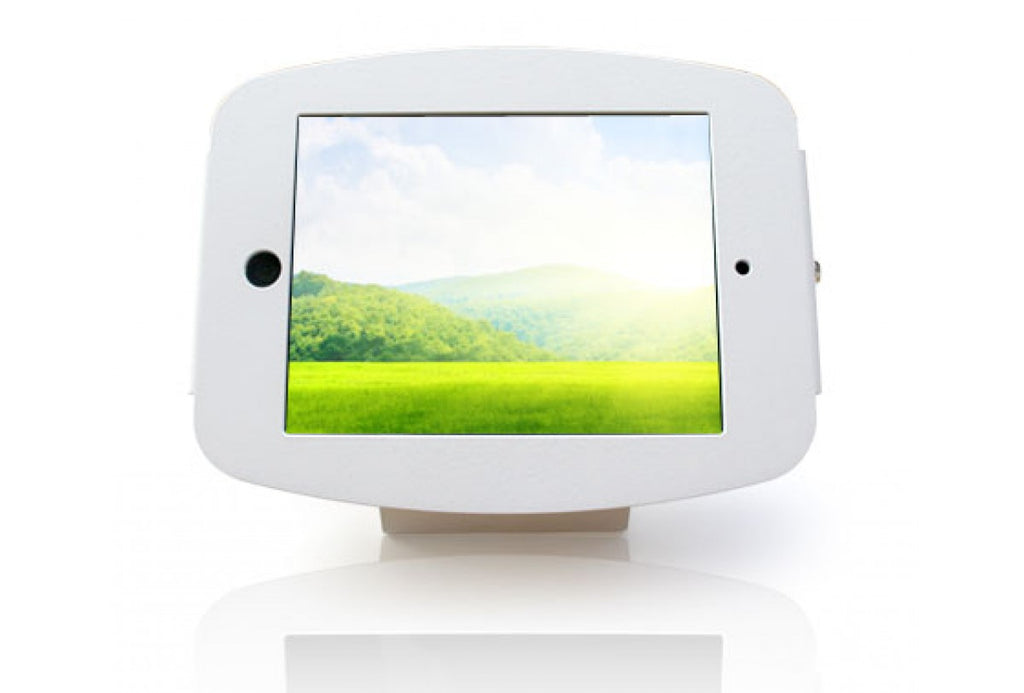 Shop Australia stock COMPULOCKS SPACE ENCLOSURE KIOSK SECURITY STAND FOR iPAD 9.7/AIR 2/AIR/PRO 9.7- WHITE with free shipping online. Shop Compulocks collections with afterpay Australia Stock