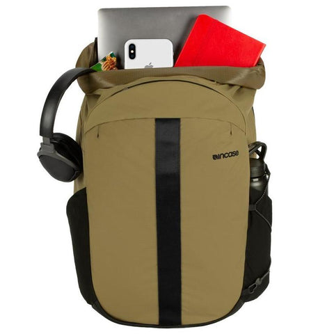 Shop Australia stock Incase Allroute Rolltop Backpack Bag For Up To 15 Inch Macbook/laptop - Desert Sand with free shipping online. Shop Incase collections with afterpay
