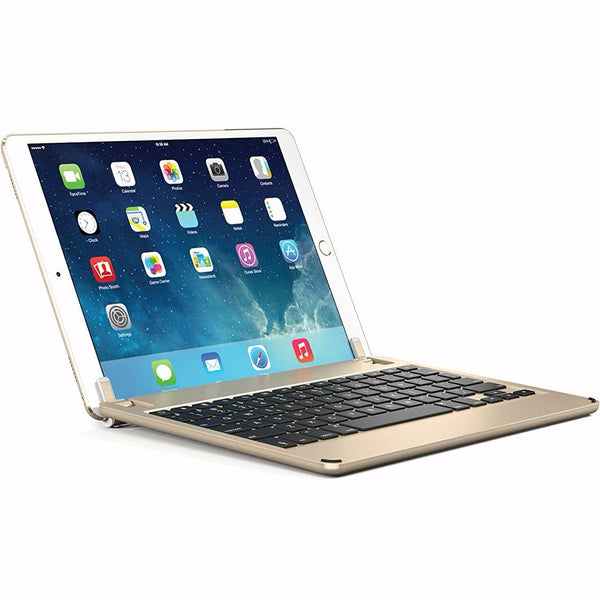 where place to buy and shop from trusted and official online store of Brydge 10.5 Bluetooth Keyboard For Ipad Air 10.5 Inch (2019)/ Ipad Pro 10.5 - Gold. Free express shipping from authorized distributor Syntricate.