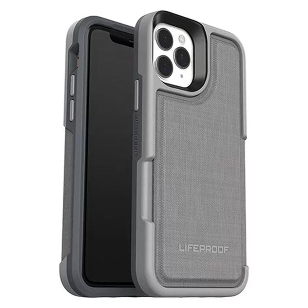 "Shop Australia stock LifeProof Flip Wallet Case  for Iphone 11 Pro Max (6.5"")  - Cement Surfer with free shipping online. Shop Lifeproof collections with afterpay"