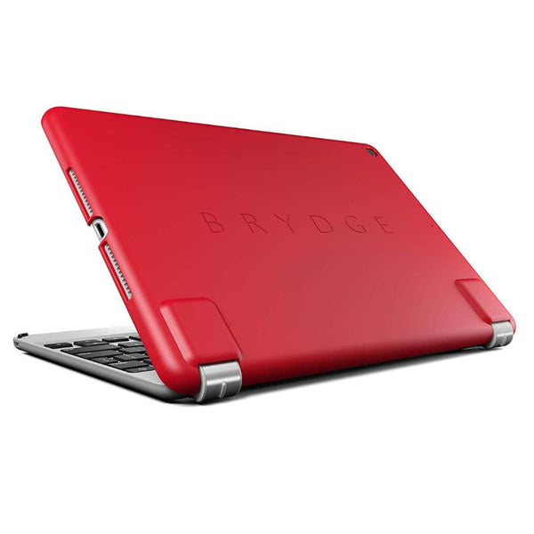 Get the latest SLIMLINE PROTECTIVE CASE FOR iPAD 9.7 (6TH/5TH GEN) - RED FROM BRYDGE with free shipping online.