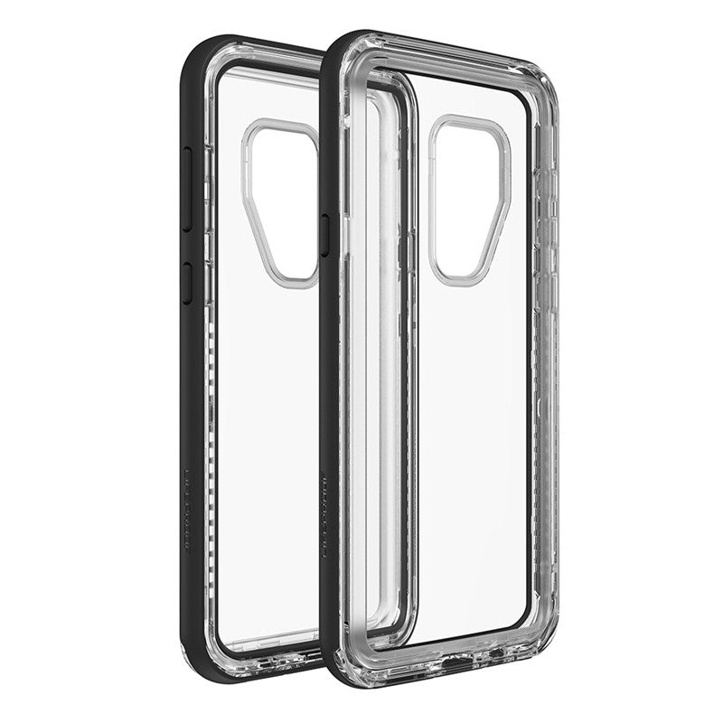 Lifeproof Next Rugged Case For Samsung Galaxy S9 Plus Black/Clear Australia Stock