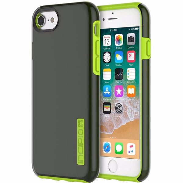 place or store to buy online Incipio DualPro Shock-Absorbing Plextonium Case for iPhone 8/7/6S- Smoke/Volt. Authorized distributor with free shipping australia wide.