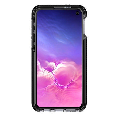 TECH21 EVO CHECK CASE FOR GALAXY S10E (5.8-INCH) - SMOKEY BLACK