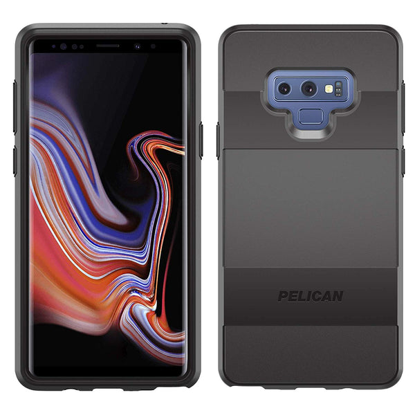 galaxy note 9 pelican strong drop prood case with free shipping. new voyager series