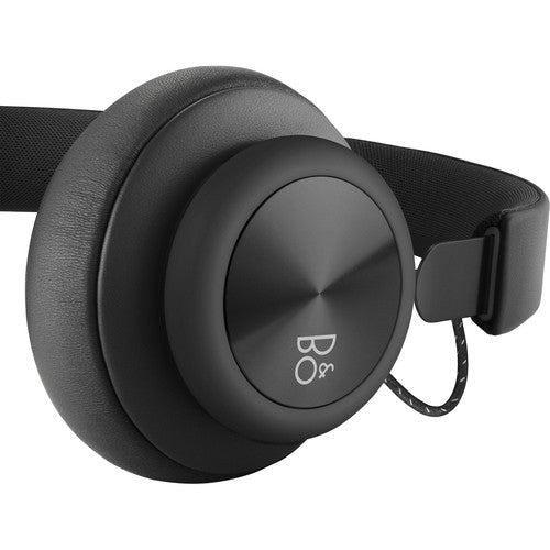 B&O PLAY BY BANG & OLUFSEN BEOPLAY H4 BLUETOOTH WIRELESS OVER-EAR HEADPHONES - BLACK Australia Stock