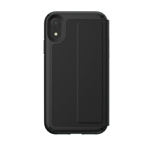 buy folio leather case for iphone xr black colour from speck australia and buy online with free shipping & afterpay available