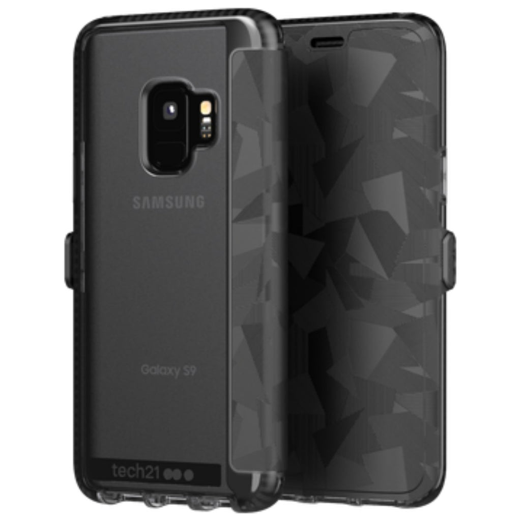 Shop Australia stock TECH21 EVO WALLET CARD FOLIO CASE FOR GALAXY S9 - BLACK with free shipping online. Shop TECH21 collections with afterpay Australia Stock