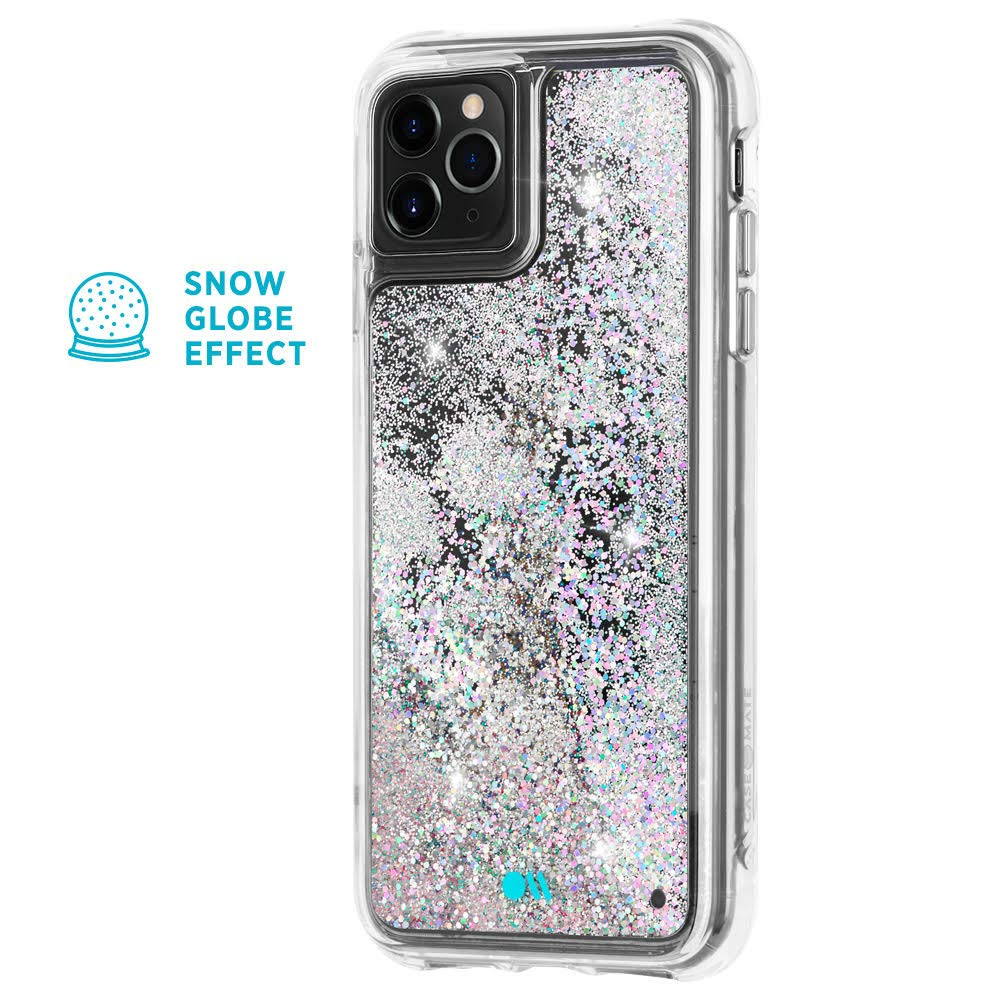 "Shop Australia stock CaseMate Waterfall Case For iPhone 11 Pro Max (6.5"")  - Iridescent Diamond with free shipping online. Shop Casemate collections with afterpay Australia Stock"