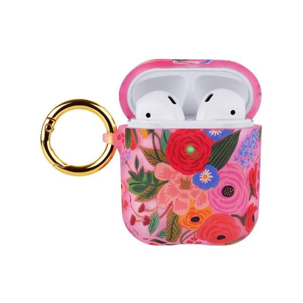 Buy new case for your airpods 2nd/1st gen with wireless charging compatible from Rifle Paper CO the authentic accessories with afterpay & Free express shipping.