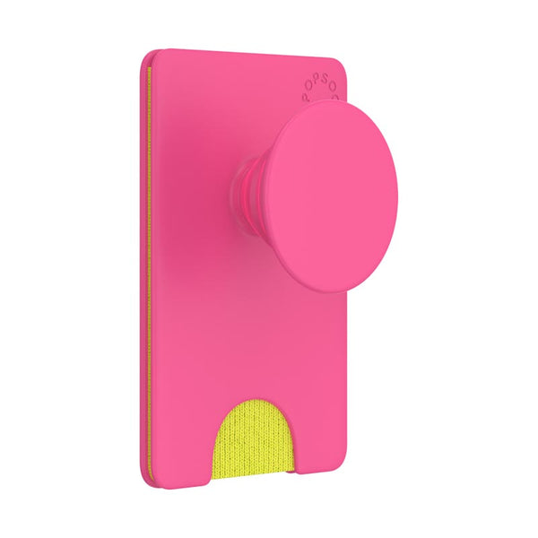 pink card wallets from popsockets for universal devices australia