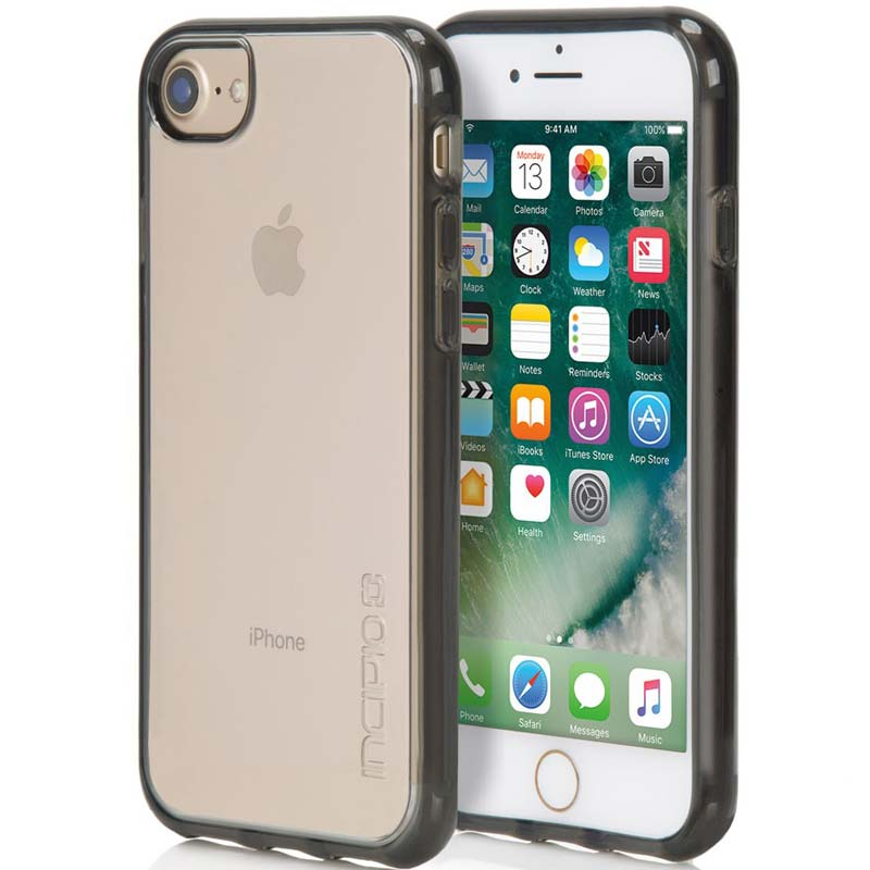 buy incipio octane pure translucent co-molded case for iphone 8 Plus/7 plus smoke australia Australia Stock