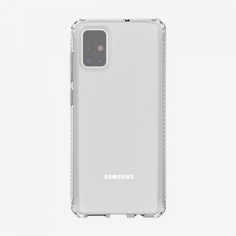 Shop Australia stock ITSKINS SPECTRUM CLEAR Impacthane Case For Galaxy A51ufeffufeffufeff - Transparent with free shipping online. Shop Itskins collections with afterpay
