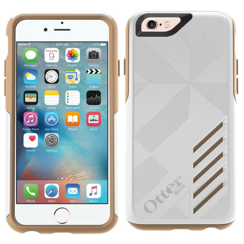 OTTERBOX ACHIEVER DUAL-LAYER CASE FOR iPHONE 6S PLUS/6 PLUS - GOLDEN SIERRA Australia Stock