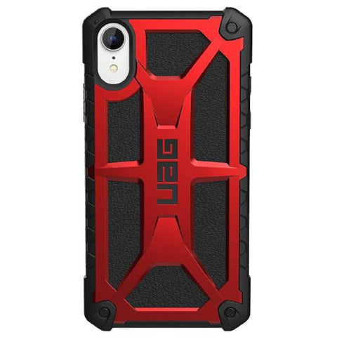 red black case for iphone xr with wireless charging compatible from uag australia. Shop Online from Australia biggest online Case & Accessories and get free shipping.