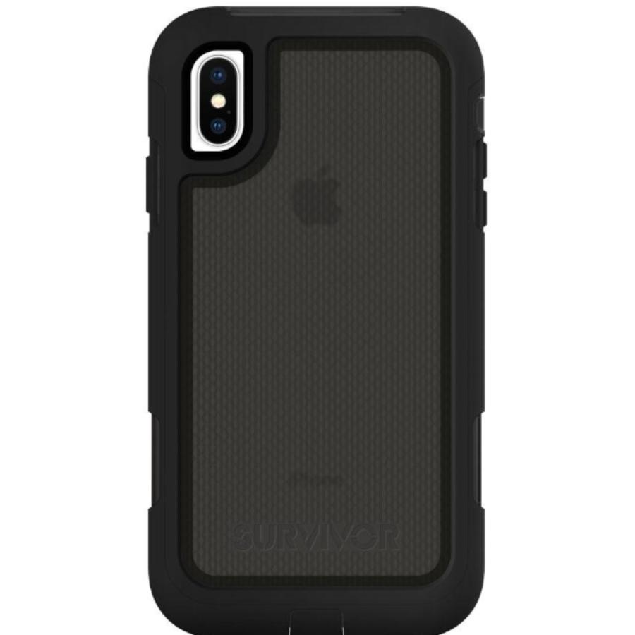 back view of iphone xs max case from griffin australia Australia Stock