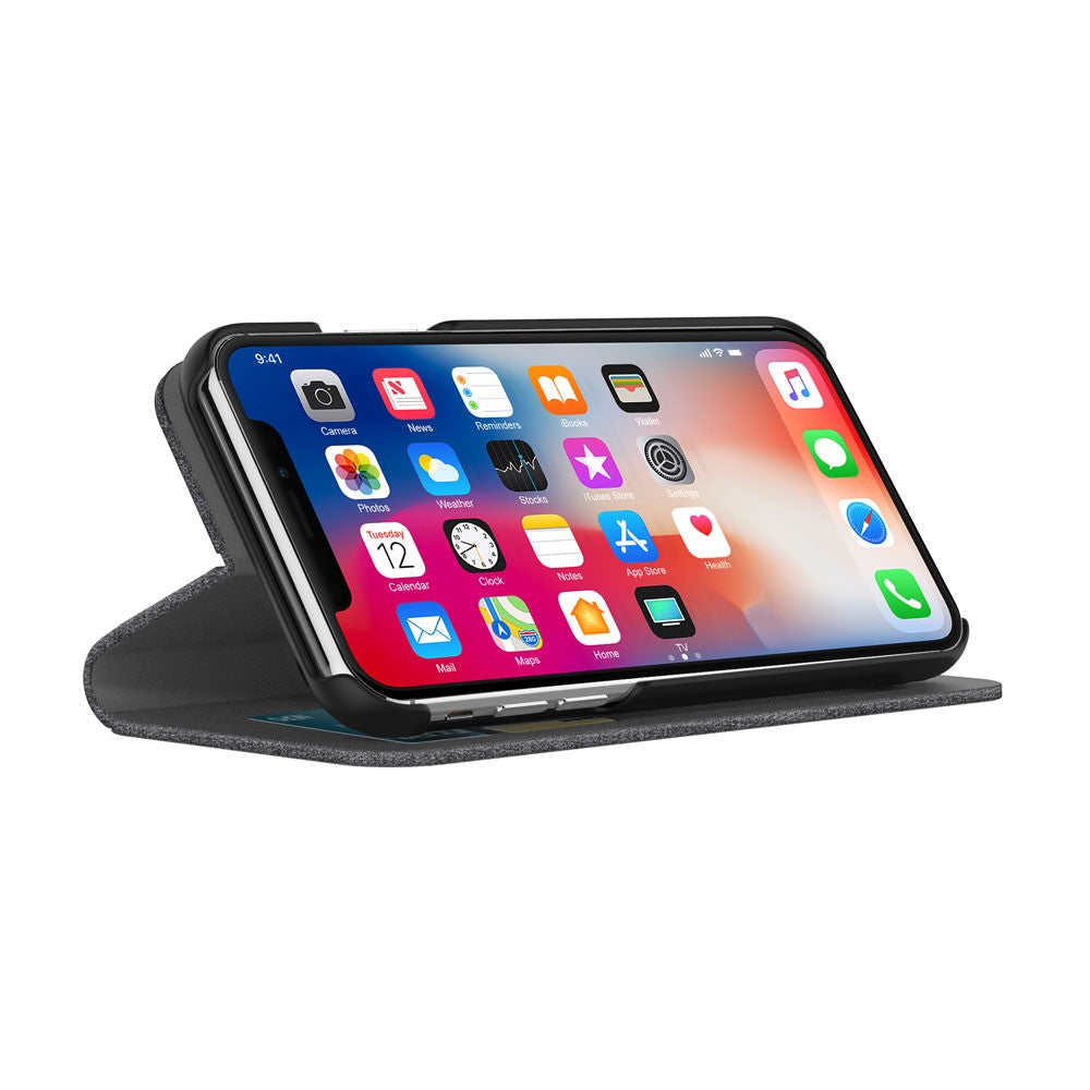 Shop Australia stock INCIPIO CARNABY ESQUIRE CARD FOLIO CASE FOR IPHONE XS/X - GREY with free shipping online. Shop Incipio collections with afterpay Australia Stock